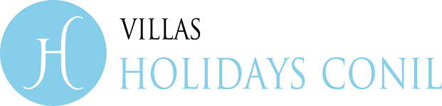 logo Holidays Conil Villas